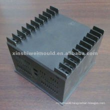injection molding for plastic electronic parts